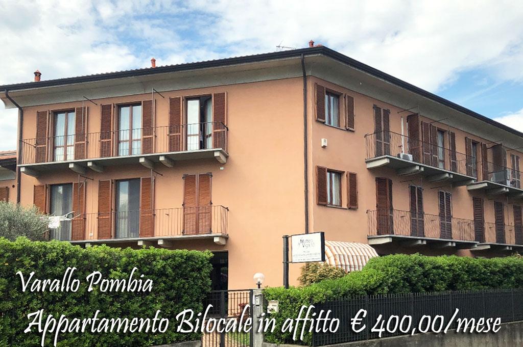 Appartamento Varallo Pombia