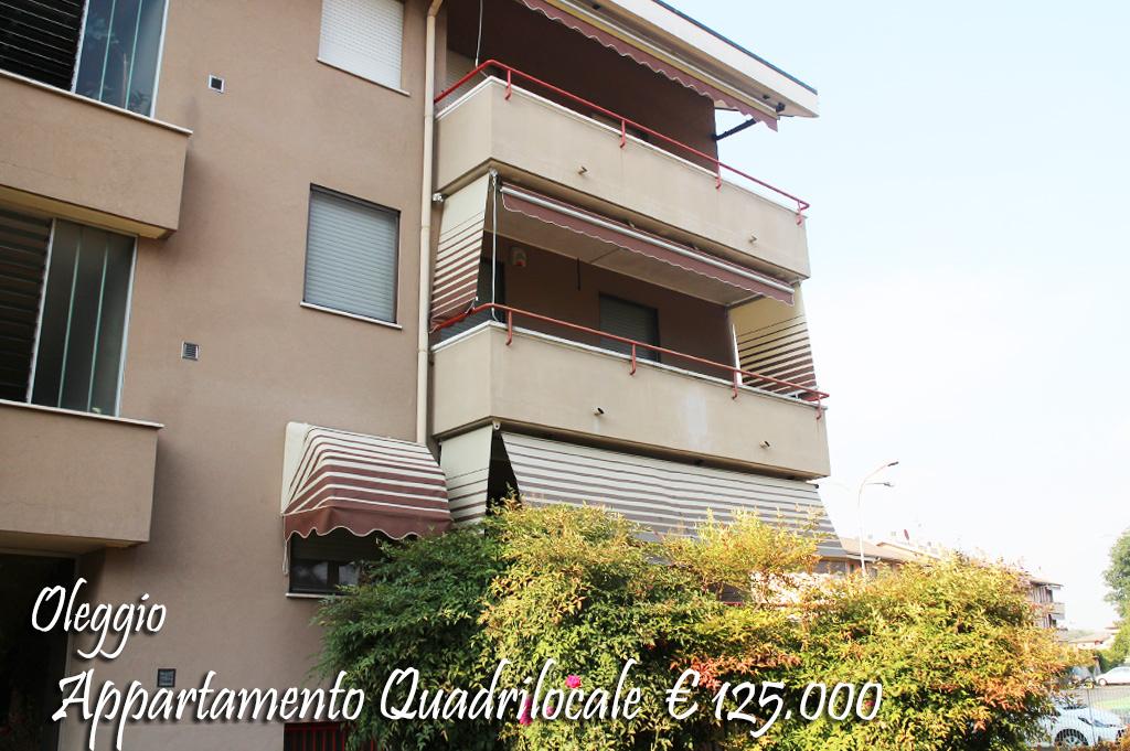 Appartamento Oleggio