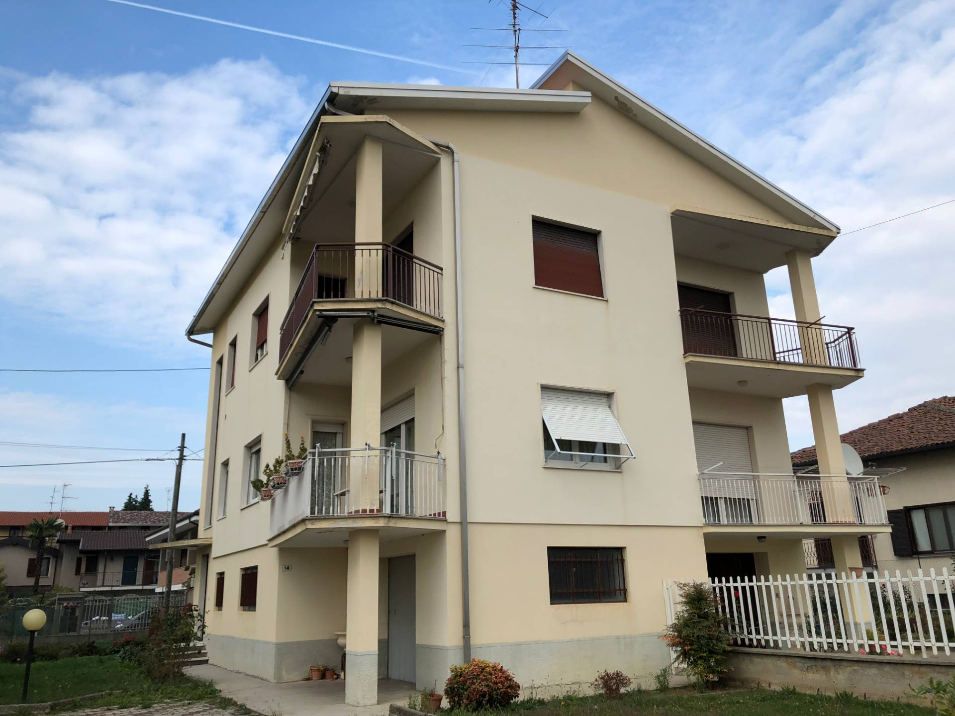 Appartamento Marano Ticino