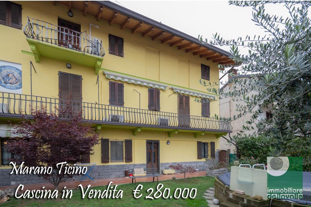 Cascina Marano Ticino