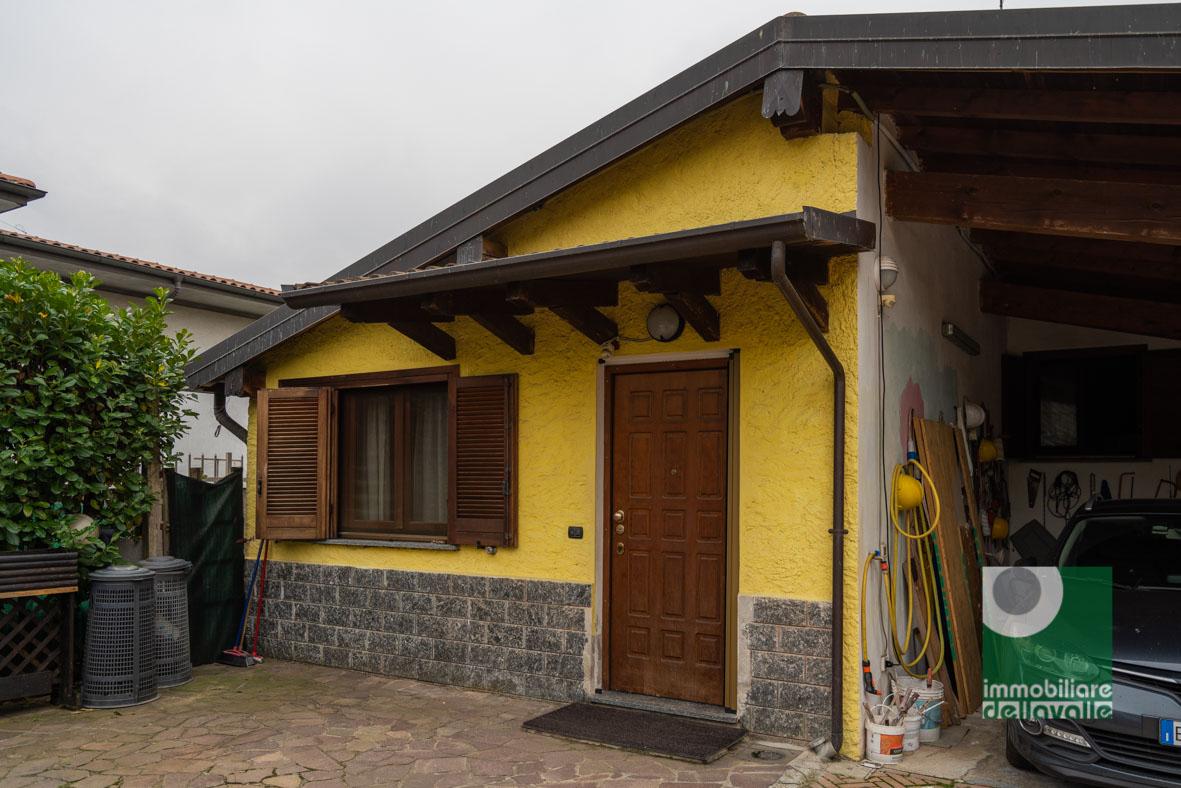 Casa singola Marano Ticino