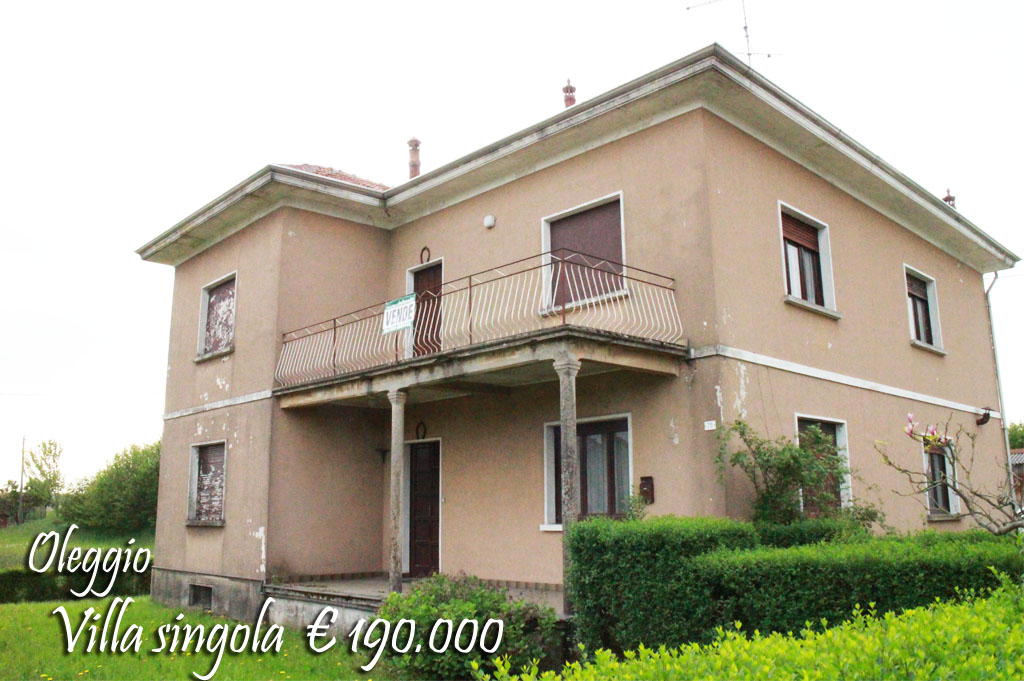 Villa Oleggio