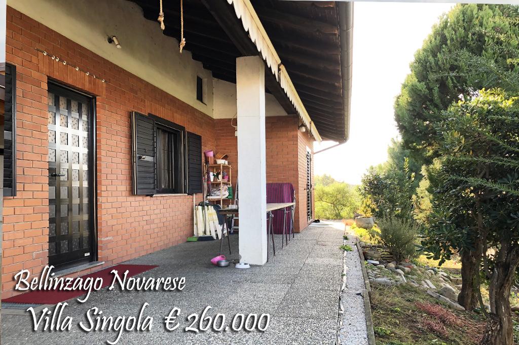 Villa Bellinzago Novarese