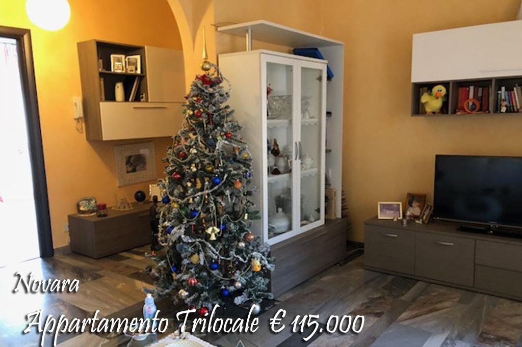Appartamento Novara